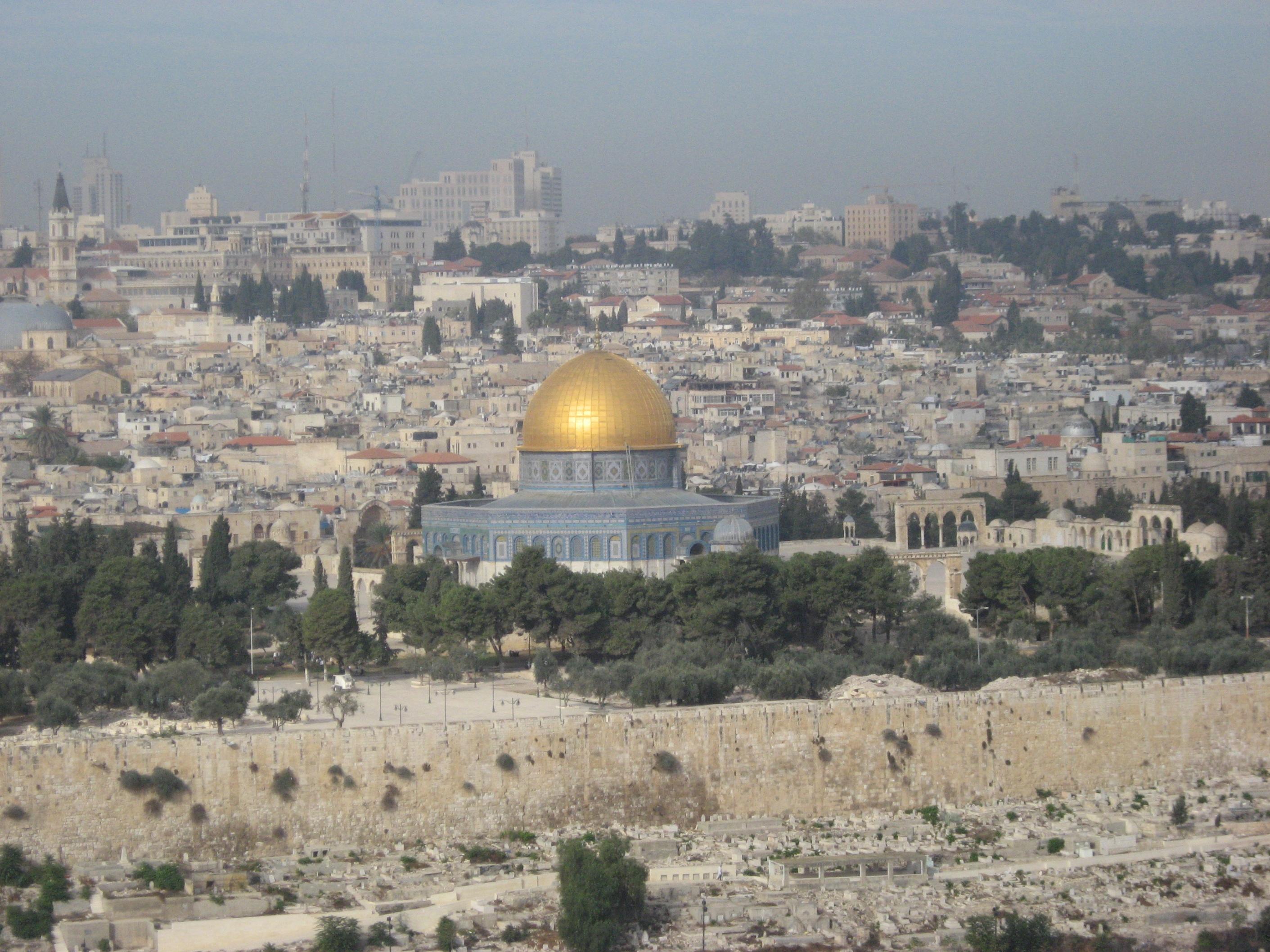 Jerusalem, City of our SufferingSavior