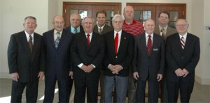 Deacon Council, Shady Grove Baptist Church, N. Richland Hills, Texas