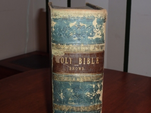 Brown's Self-Interpreting Bible (1859 edition)