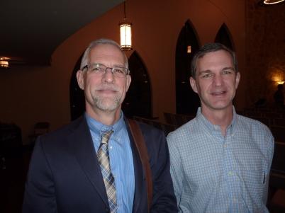 K. Scott and Kyle Oliphint