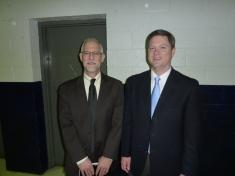 K. Scott Oliphint and Joe Troutman