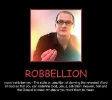 Robbellion is as the sin of witchcraft!