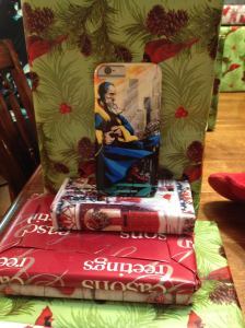 The Missus has been very good to me this year!